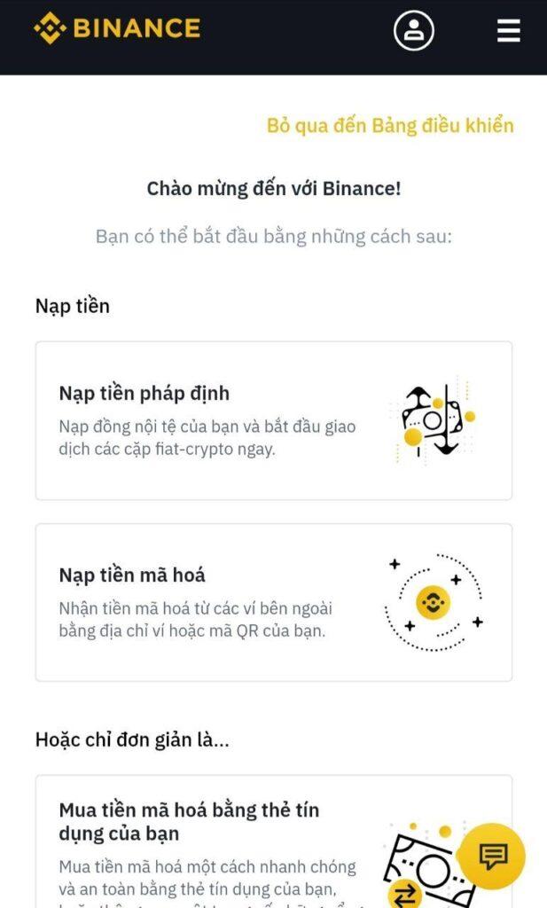 Binance là gì? Hướng dẫn đăng ký tài khoản Binance (2021) 4